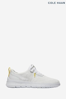 Cole Haan White Generation Zerogrand Slip-On Trainers
