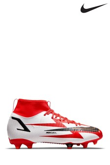 Nike Jr. Mercurial Superfly 8 Academy CR7 Multi Ground Boots