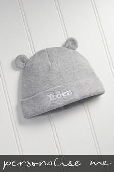 Personalised Bear Hat