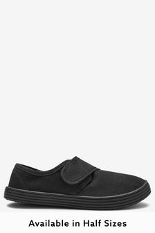 Black Plimsolls (Older)
