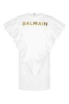فستان قطن منBalmain