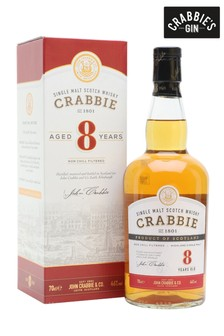 8 Year Old 70cl Whiskey by Crabbies
