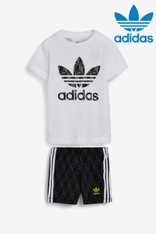 adidas Originals Infant Short and T-Shirt Set
