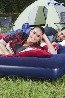 Flocked King Airbed by Bestway