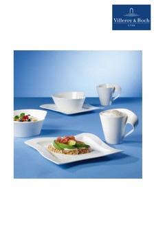 Villeroy and Boch NewWave Square Salad Plate
