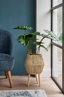 Artificial Plant On Stand