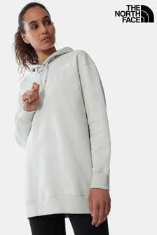 The North Face Grey Zumu Longline Hoodie