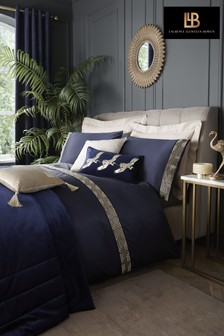 Duvet Cover and Pillowcase Set by Laurence Llewelyn-Bowen