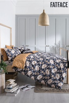 FatFace Floral Blooms Cotton Duvet Cover and Pillowcase Set