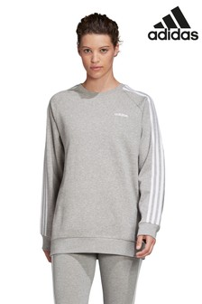 adidas Essential Boyfriend Fit Crew Sweater