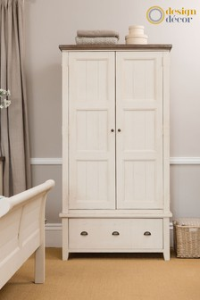 Cotswolds Double Wardrobe by Design Decor