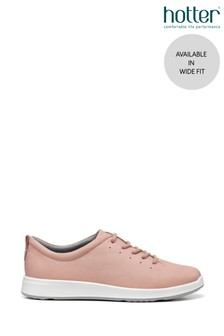 Hotter Gentle Wide Fit Lace-Up Trainers