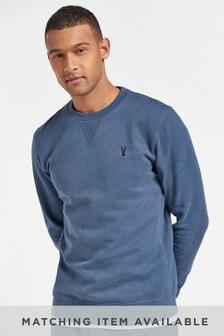 Blue Crew Sweatshirt Jersey
