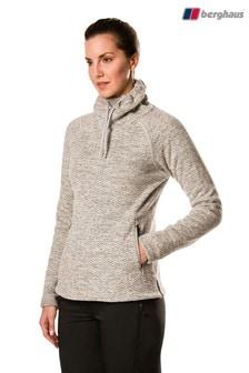 Berghaus Silver Canvey Half Zip Fleece