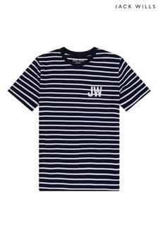 Jack Wills Boys Blue T-Shirt