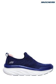 Skechers® Blue D'Lux Walker Quick Upgrade Sports Shoes