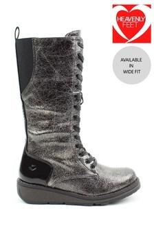 Heavenly Feet Maze2 Ladies Tall Boots