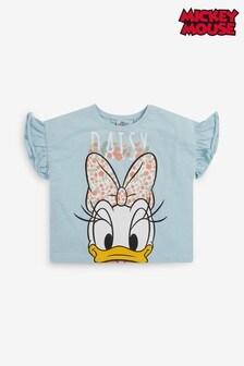 Blue Daisy Duck T-Shirt (3mths-7yrs)