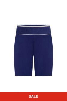 Baby Boys Blue Shorts