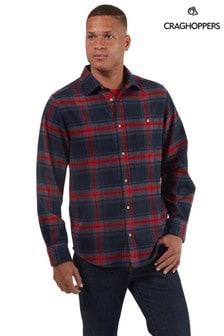 Craghoppers Blue/Navy Wilmot Shirt