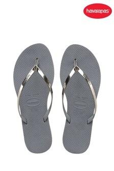 Havaianas® You Metallic Flip Flops