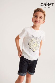 Baker by Ted Baker Lion Graphic T-Shirt