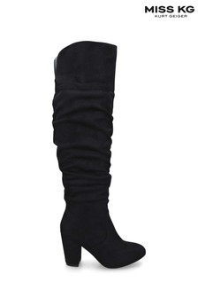 Miss KG Black Healey Boots