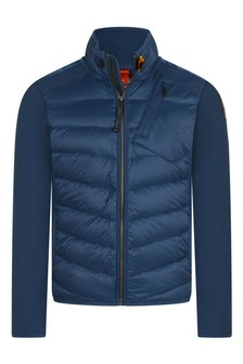 Boys Blue Jayden Hybrid Jacket