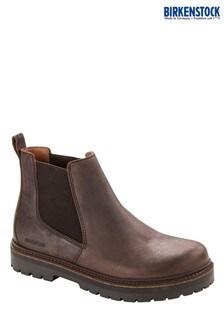 Birkenstock Womens Stalon Nubuck Leather Boots