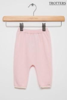 Trotters London Pink Isabella Leggings