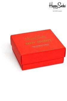 Happy Socks Women's Holiday 2 Pack Gift Box