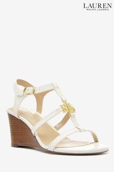 Footwear Mid Mid Women White White Sandals Sandals | Next
