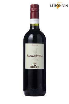 Rocca Estate Sangiovese 75cl by Le Bon Vin