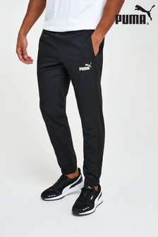 Puma® Black Woven Joggers