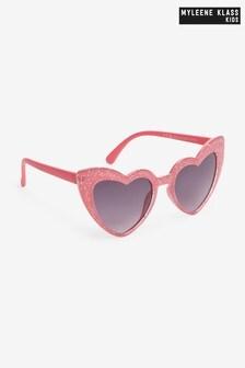 Myleene Klass Kids Heart Sunglasses