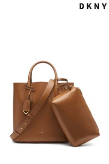 DKNY Megan Leather Tote Bag