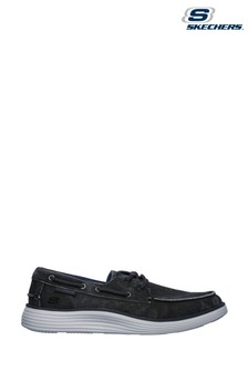 Skechers® Black Status 2.0 Lorano Shoes