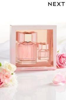 Just Pink 100ml and 10ml Eau De Parfum Gift Set