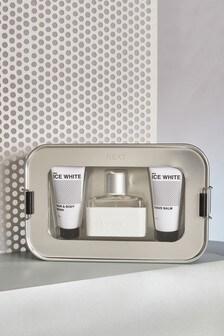 Ice White 30ml Tin Giftset