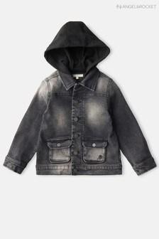 Angel & Rocket Black Sonny Denim Jacket