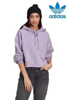 adidas Originals Trefoil Essential Pullover Hoodie