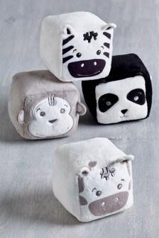 Safari Baby Cube Toys