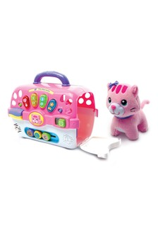 VTech Baby Cosy Kitten Carrier 191503