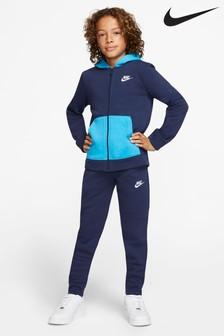 Nike Navy Tracksuit
