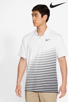 Nike Golf DriFIT White Vapor Polo Shirt