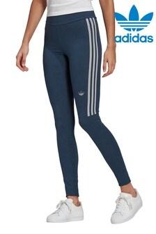 adidas Originals Navy High Waisted Leggings