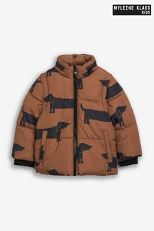 Myleene Klass Kids Unisex Puffer Jacket