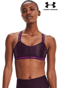 Under Armour X Back Low Impact Shine Bra