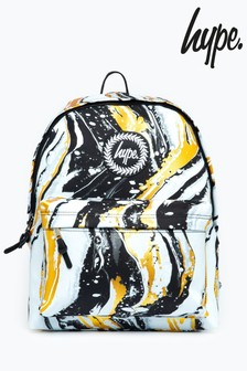 Hype. Liquid Gold Backpack