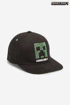 Black Minecraft Cap (Older)